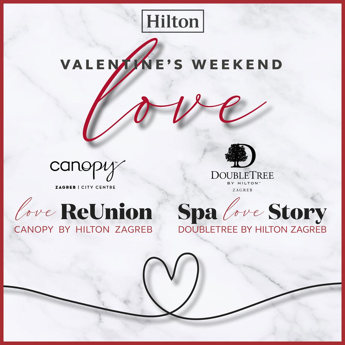 Valentinovo u Hiltonu